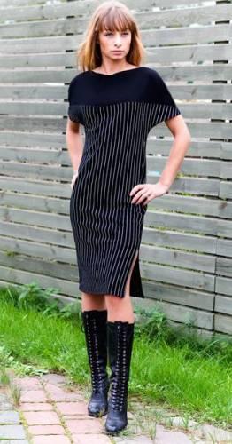 трикотаж платья